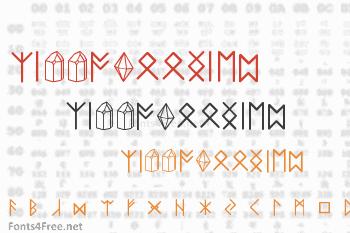 Zillaroonies Font