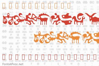 Zodiac Font